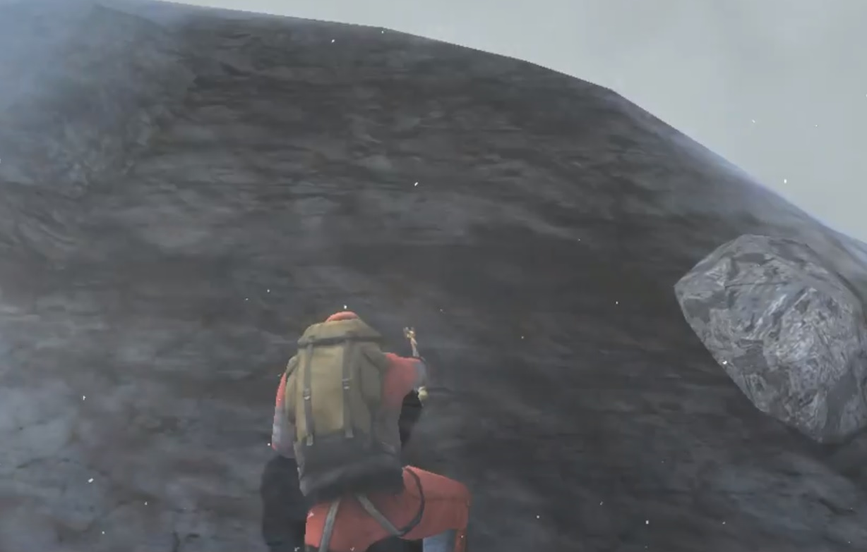 Cursed Mountain прохождение