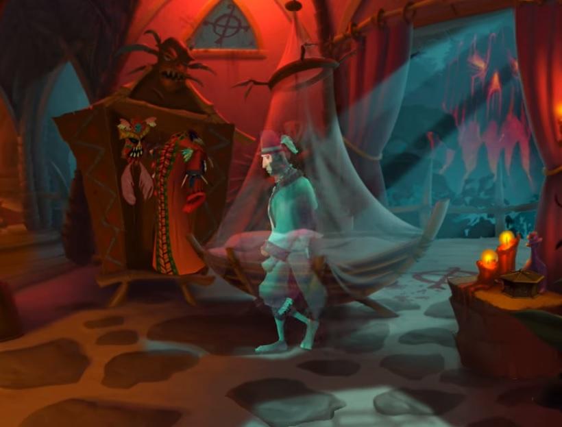 Пираты-призраки острова Вуджу