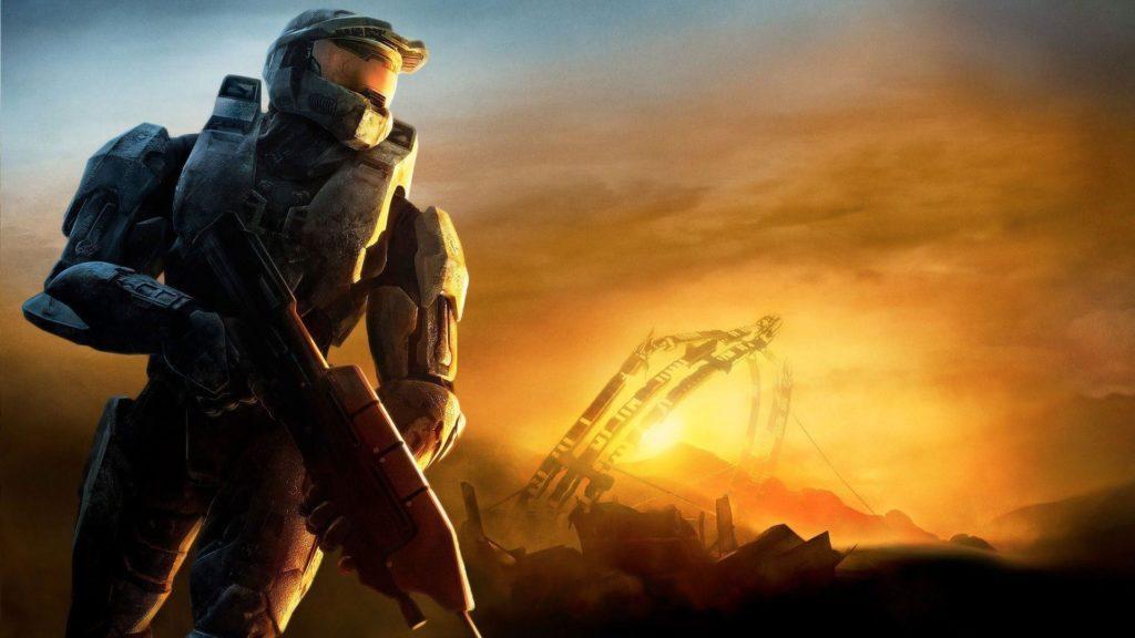 Halo 3 - лучшие экшены