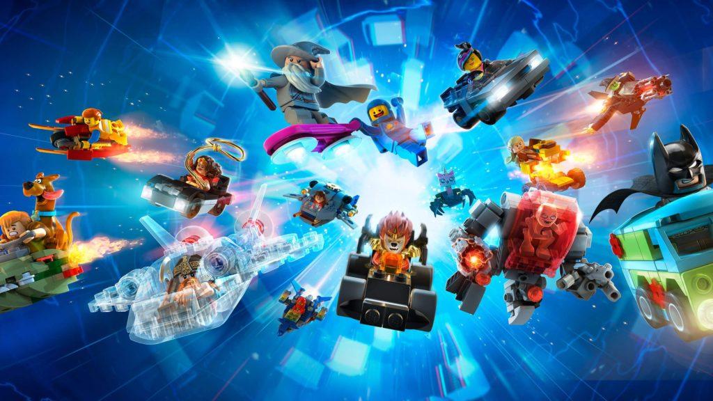 Игры LEGO - Лучшие игры для Xbox One для детей
