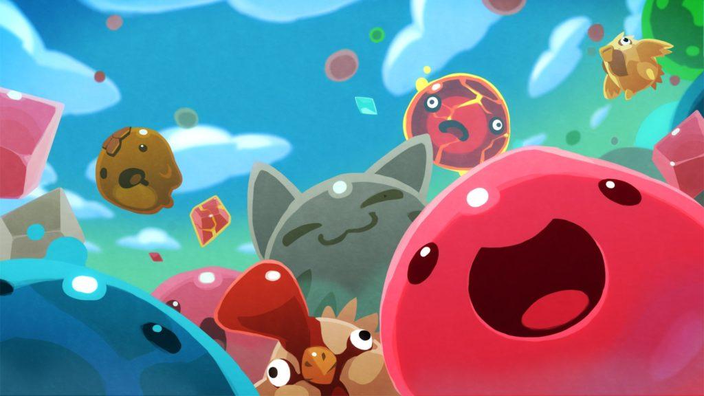 Slime Rancher - лучшие игры для Xbox One для детей