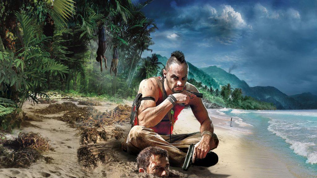 Far Cry 3 - лучшие экшн-игры