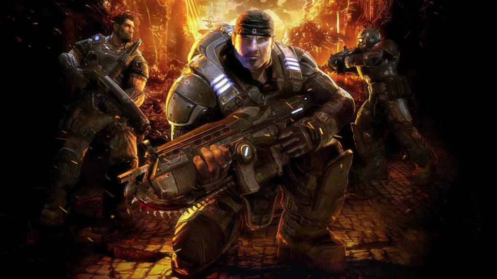 Gears of War - лучшие экшены