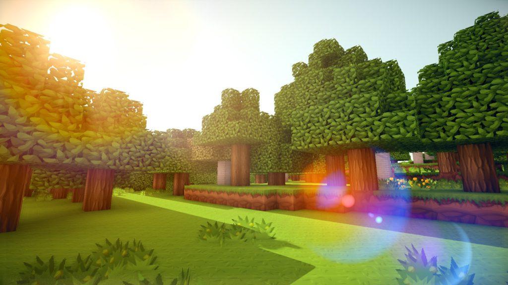 Minecraft - лучшие карантинные игры