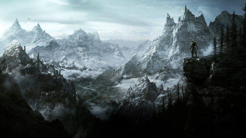 The Elder Scrolls V: Skyrim - лучшие карантинные игры