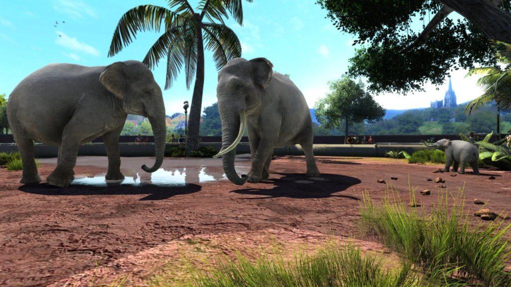 Zoo Tycoon: Ultimate Animal Collection  - Лучшие игры для Xbox One для детей