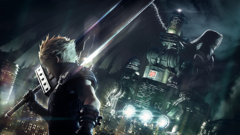 Final Fantasy VII: Remake - пара слов об изменении концепции